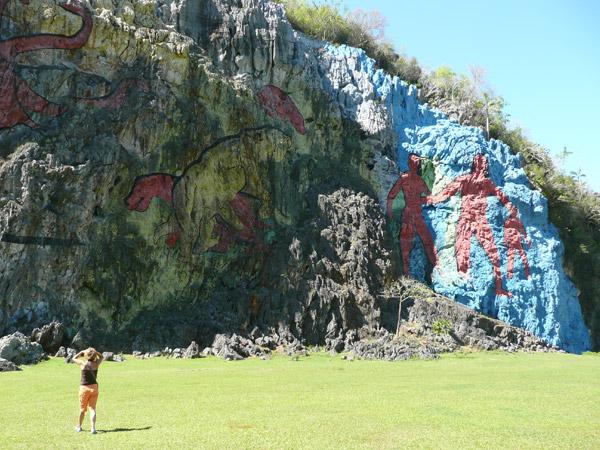 Zeroxte for Mural de la prehistoria